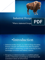 Industrial Design Lecture 1