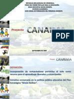 1. Proyecto Canaima
