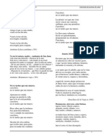 Antologia poemas de amor