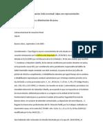 Sebastian Cabello- Tribunal de Casacion
