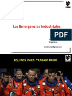 Las Emergencias in Dis Trial Es
