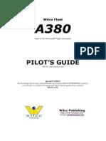 A380 Pilots Guide