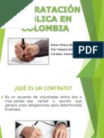 Contratación Publica en Colombia