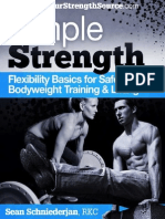 Flexibility Basics Manual