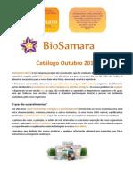 BioSamara, Catálogo Outubro 2014, Cacau Cru, Alimento Dos Deuses