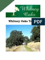 Whitney Oaks Trail Guide