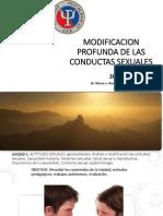 Modificacion Profunda de Las Conductas Sexuales Dr Gonzalez