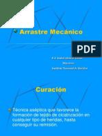 ARRASTRE MECANICO