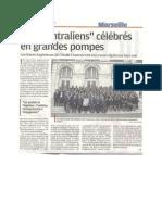 Remise des diplômes Centrale Marseille 2014