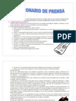 Cuestionario Prensa