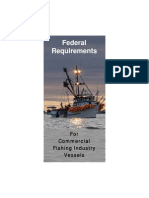 Federal Requirements for Commercial Fishing Vessels-2009
