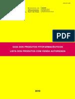 Guia Dos Produtos Fitofarmacêuticos - 2010