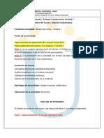 Act 6. Guia de Trabajo Colaborativo 1 2014-II