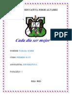 Unidad Educativa Jorge Alvarez