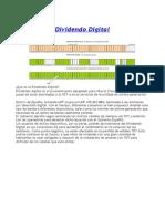 Dividendo Digital y Modulación UHF Selectivo