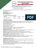 MANUAL Lauril Sulfato de Sodio