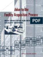 Adding Value to the Facility Acquisition Process