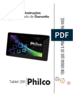 Tablet Philco 7