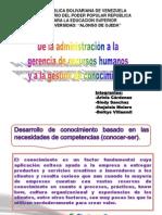 Diapositivas Unidad III Gerencia
