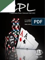 Reglamento de Póquer