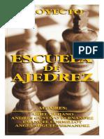 2442852 Proyecto Escuela de AjedrezAGFA