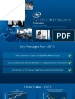 2014 Intel IM Holt
