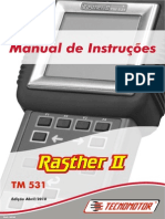 Manual de Instrucciones Del Tm 531