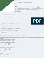(Unifor-CE) Duas cargas puntiformes Q1= 4 uC e Q2 = -2 uC estão fixas no vácuo