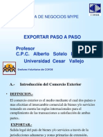 Exportar Estrategias Ucv