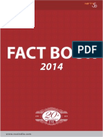 Nse Factbook 2014 - Listed Delisted Companies, Etc