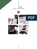 DeLonghi Espresso Manual