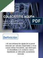 Colecistitis Aguda y Cronica