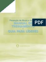 Prevenção de Abuso e Assédio - Guia Para Treinamento (775pt)