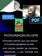 PASTEURIZAÇÃO (LEITE)