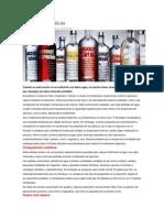 Bebidas Isotónicas