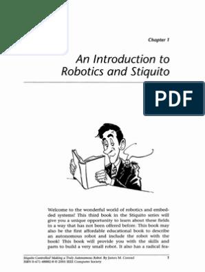 Robot Stiquito | Robot | Technology