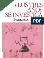 1986 Tonucci a Los Tres Años Se Investiga