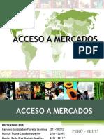 Acceso a Mercados-comercio Internacional