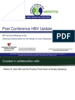 AASLD 2014 HBV Post Conference Update 11-21-14