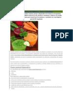 Zumo Natural Antioxidante Zanahoria Apio