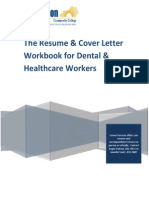 Healthcare Resume Workbook