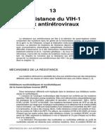 Resistance Du VIH Aux Anti Retroviraux