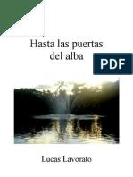 Hasta Las Puertas Del Alba - Lucas lavorato