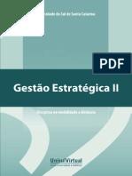 Gestão Estratégica II