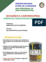 18-Fuentes No Tradicionales de Proteínas