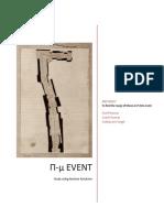 Pi Mu Event