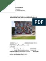 Informe de Física II- 2