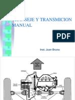 Transeje y Transmicion Manual