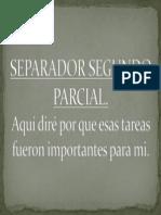 Separador Segundo Parcial
