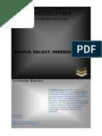 Batutsi Jews vs Bantu Excerpts From a Pictorial Handbook People Galout Freedom 2